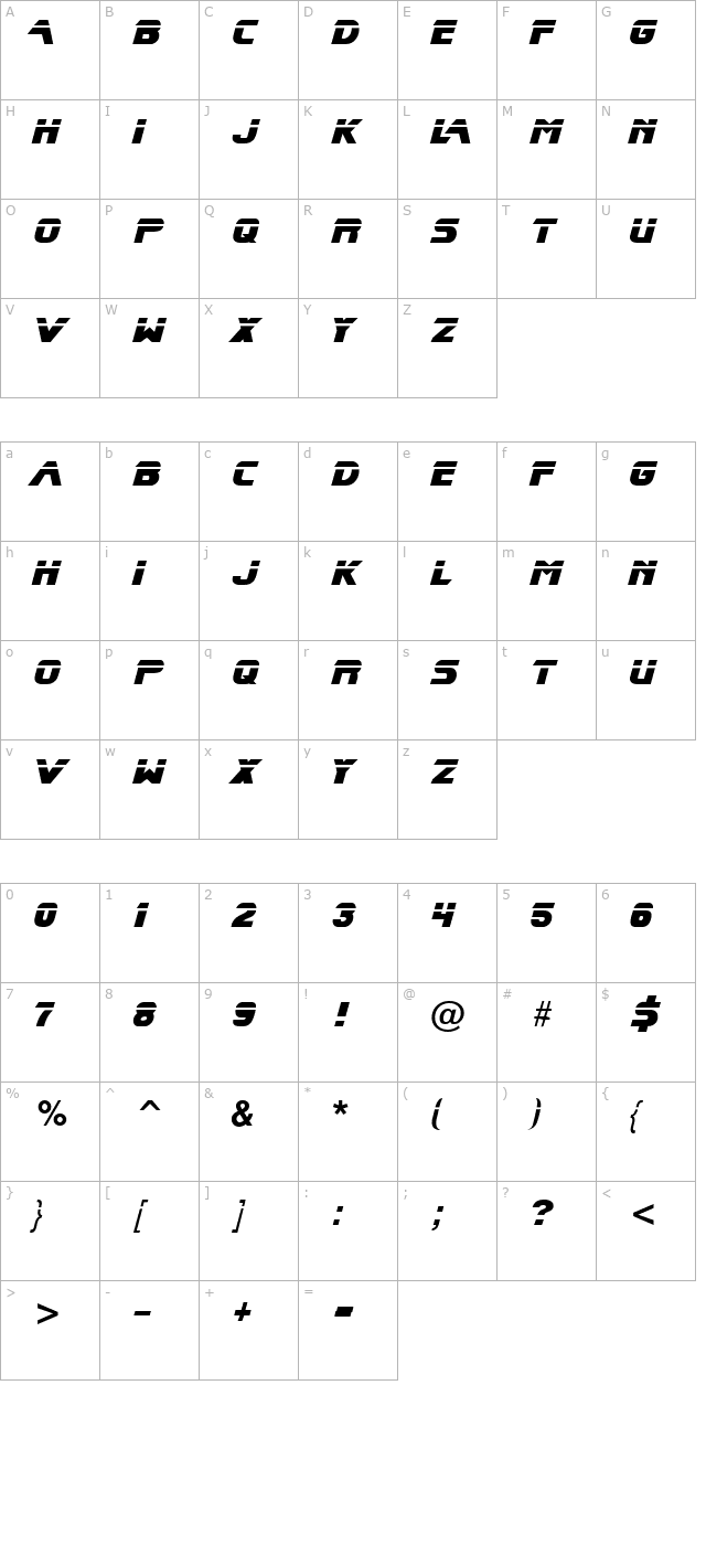 Get Free Blade Fonts  Gif