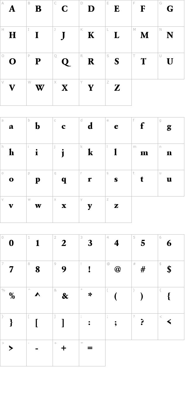 Download Garamond-Bold Font - Free Font Download