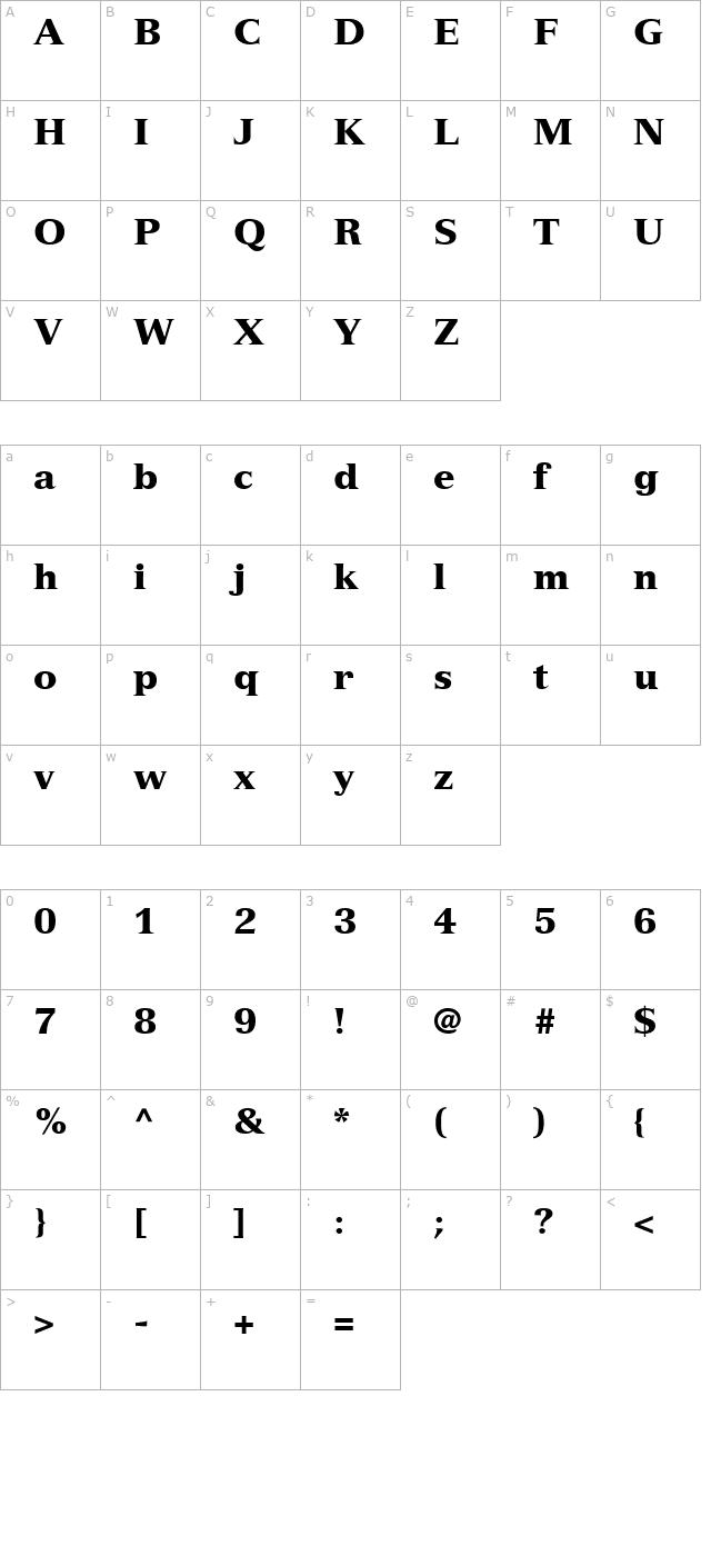 Download Nuance Black SSi Black Font - Free Font Download