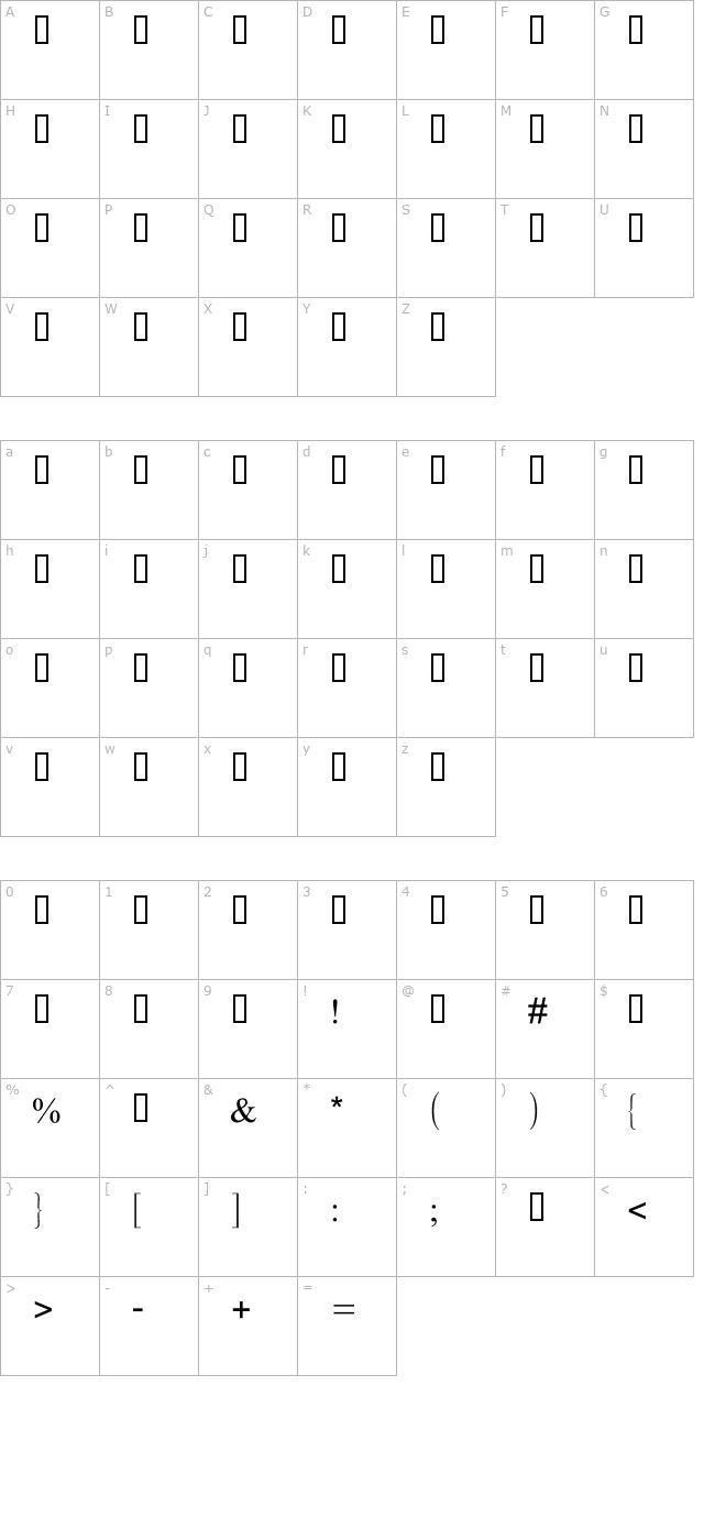 Download OpenSymbol Font - Free Font Download