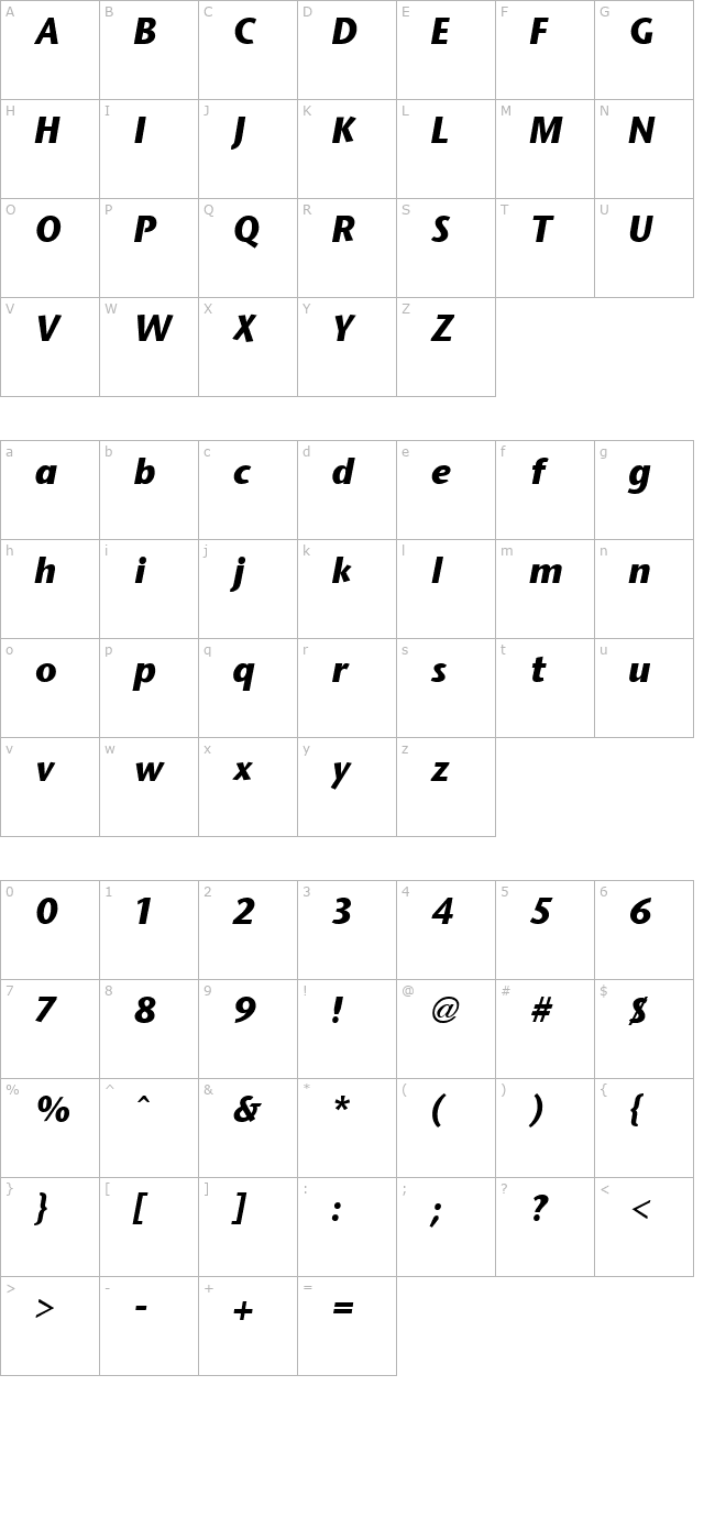 Stone Sans Bold Italic Font - FontPalace com