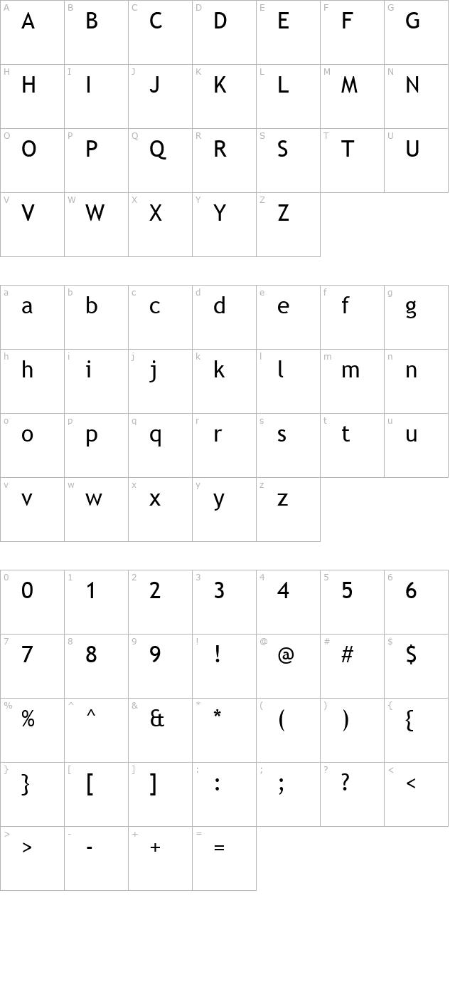 Download Trebuchet MS Font - Free Font Download
